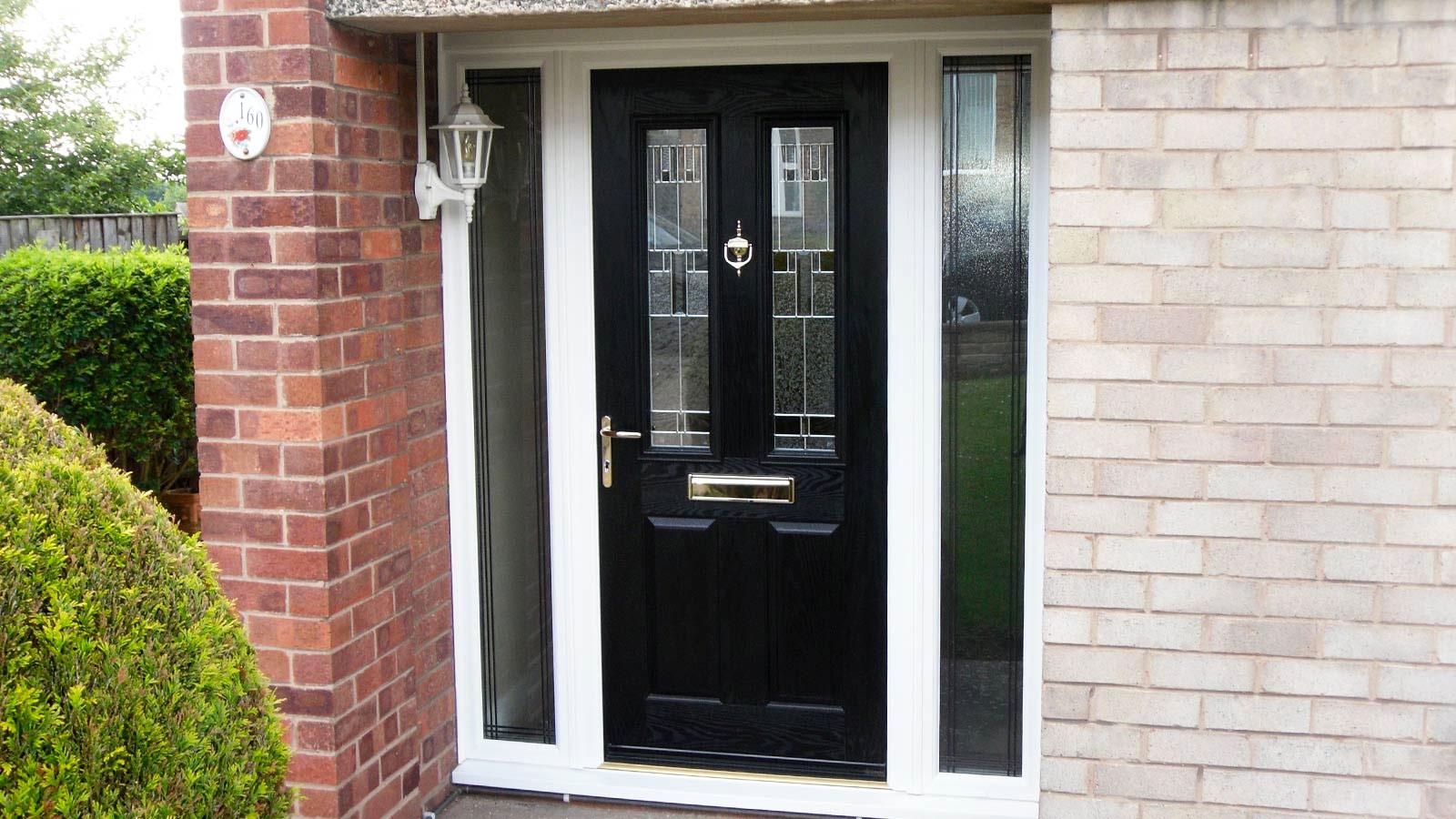 & Composite Front Doors for Nottingham u0026 Derby homes | KLG