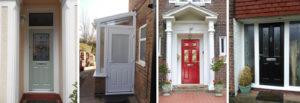Nottingham home composite doors